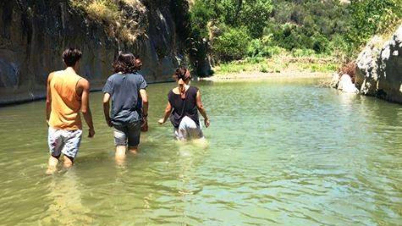 River Trail – Camminata nel fiume Pollina