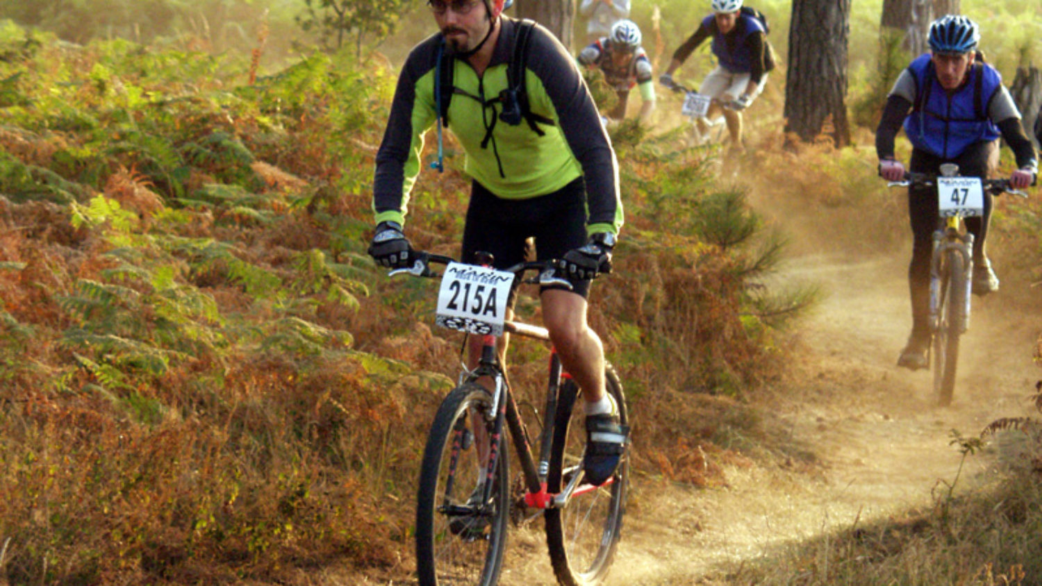 Abies Trail – Duathlon Off Road Experience