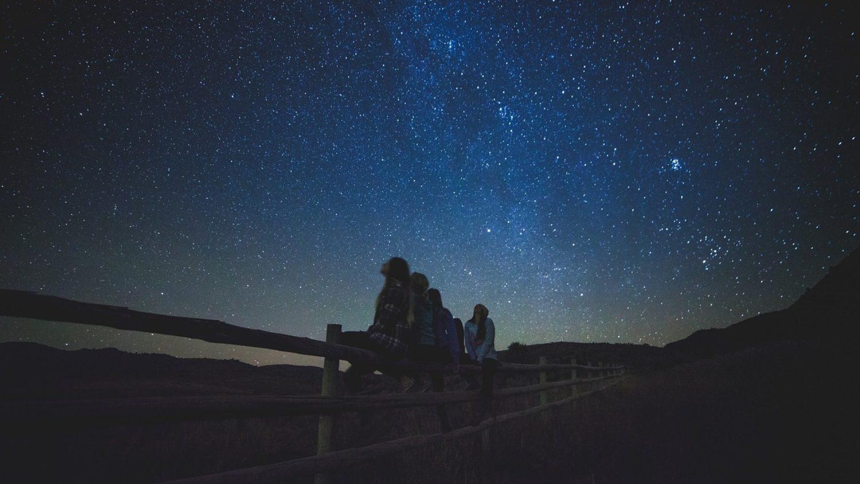 Escursione notturna con osservazione astronomica