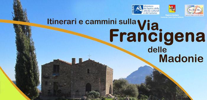 Itinerari e cammini sulla via Francigena delle Madonie